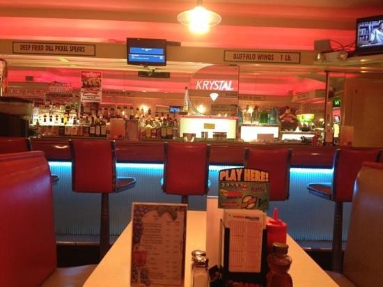 Palms Krystal Bar & Grill: yes indeed- retro