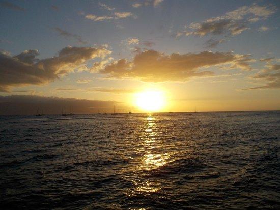 Northshore Hostel Maui: Maui Sunset
