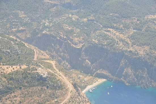 volo - Picture of Sky Sports paragliding, Oludeniz ...