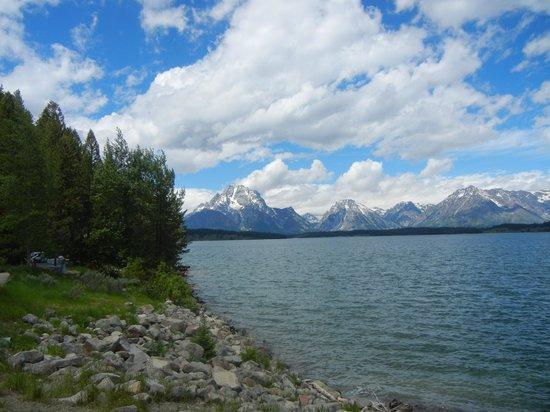 Bentwood Inn Jackson Hole : Trip to Jenny Lake