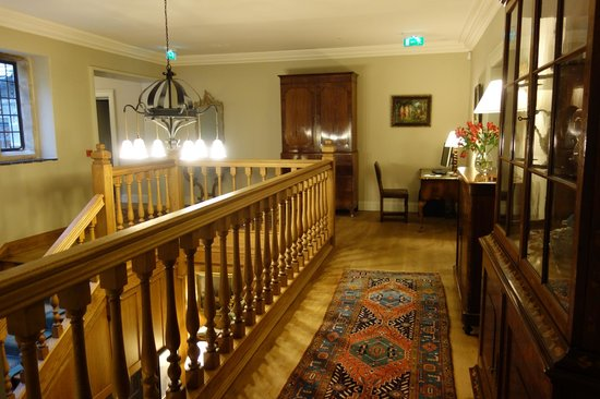 Ard na Sidhe Country House: Upper hall