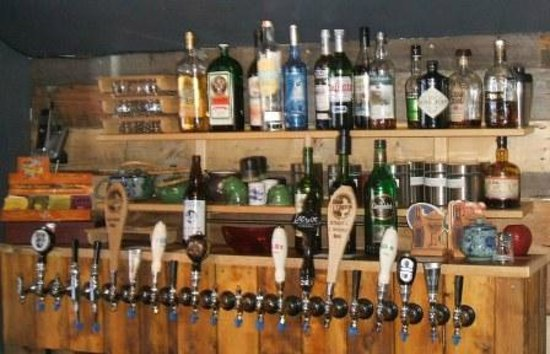 Resto-Microbrasserie Le Baril Roulant : beer slection