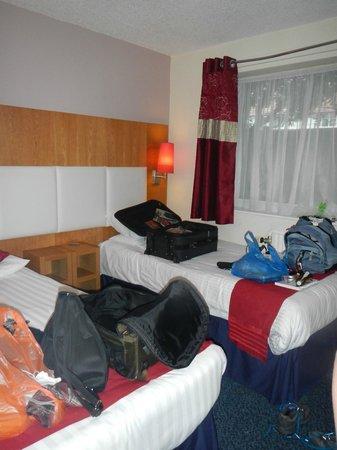 Altrincham Lodge: Twin Room