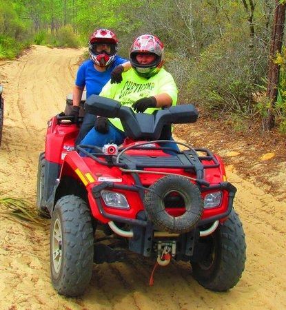 ATV Off-Road Adventure Tours: our atv tour