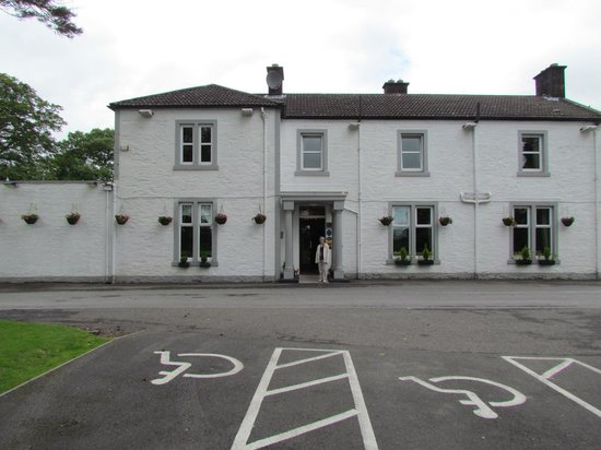 Best Western Dryfesdale Country House Hotel : The hotel