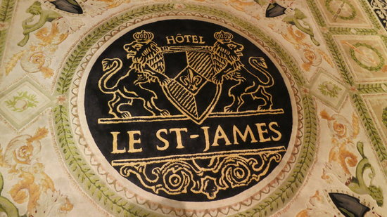 Hotel Le St-James : luxury