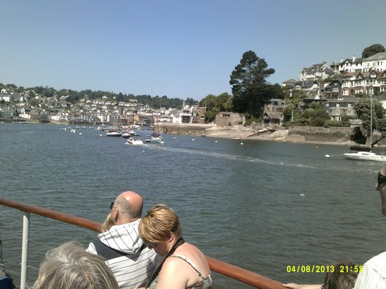Greenway Ferry & River Boat Cruises : dartmouth