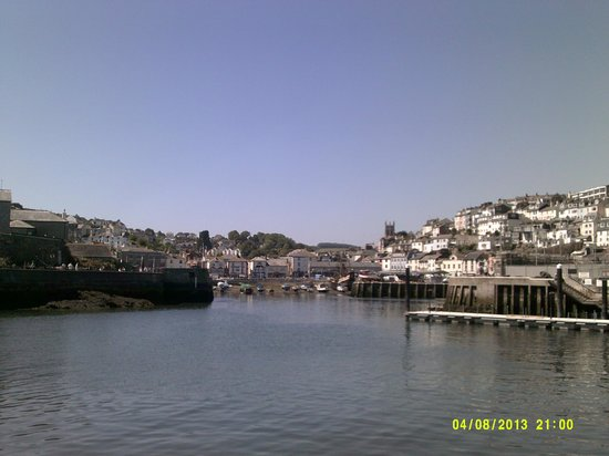 Greenway Ferry & River Boat Cruises : brixham
