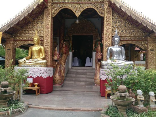 写真Wat Sri Suphan枚