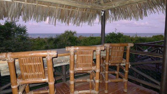 Changani Beach Cottages: Beach