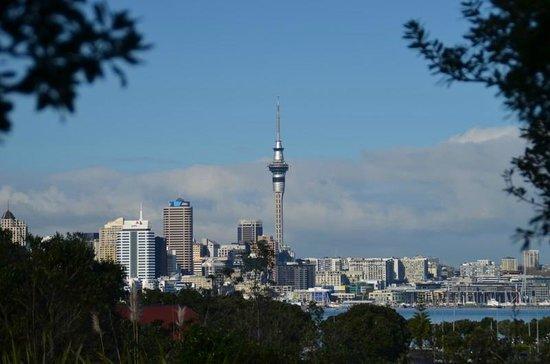 VR Takapuna: vue exterieure depuis le parking