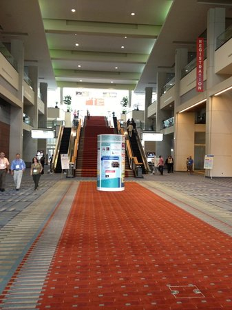 Walter E. Washington Convention Center : Main floor