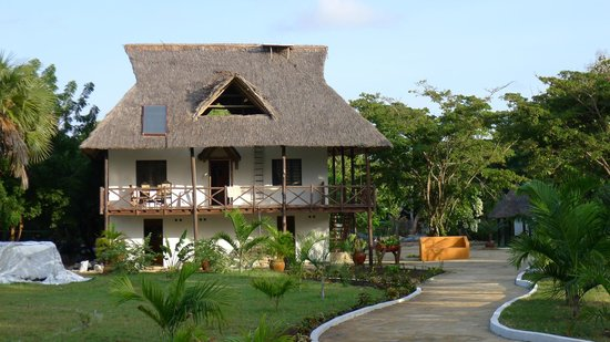 Changani Beach Cottages : Large Cottage