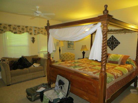 Island Goode's : Hilo Bay room
