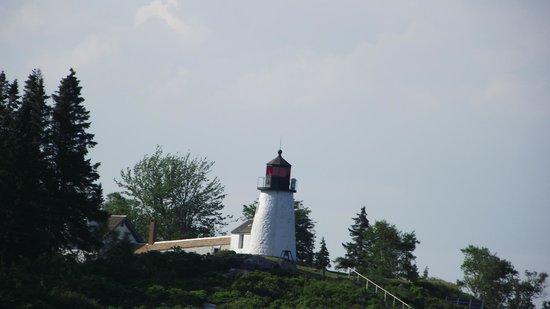 Balmy Days Cruises: lighthouse