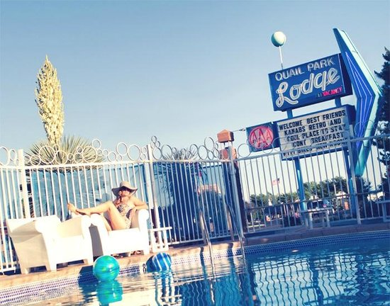 Quail Park Lodge - A Canyons Collection Property: Stay Cool in the Pool!