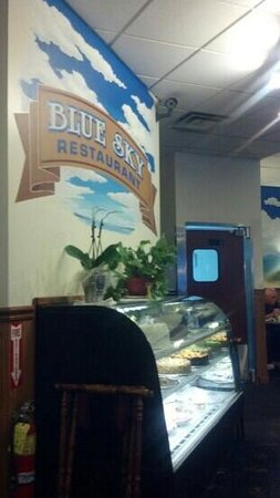 Blue Sky Restaurant  Amherst Ohio