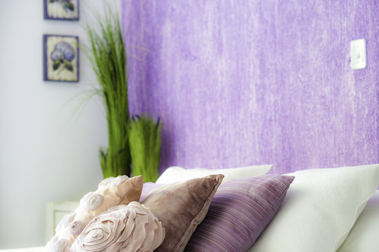 Marica B&B: Lavender Room-Double Room or Double Twin