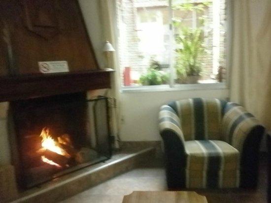 Hotel Italiano: Estar muy cálido tranquilo como en casa