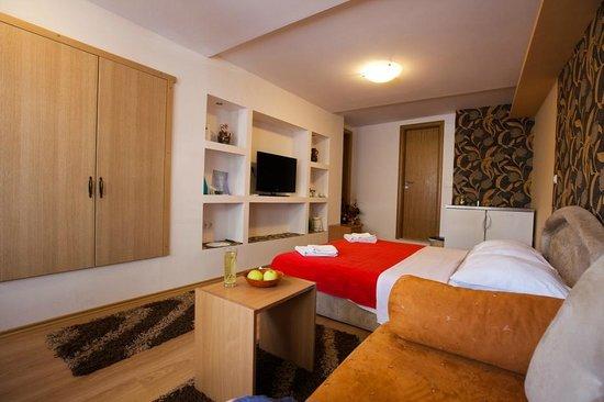 Pansion Cardak: Room