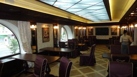 Wagon: Salle Restaurant