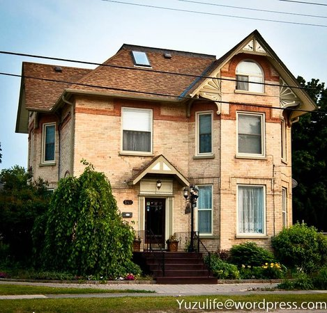 Bacchus House is a Victorian Yellow Brick House
