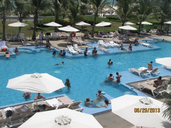 Hard Rock Hotel & Casino Punta Cana: One of 15 pools