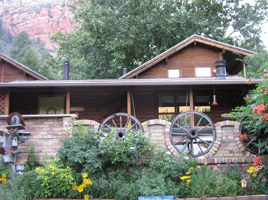 The Canyon Wren - Cabins for Two: Wish we were here!