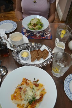 Cafe Hans : Two Course 'Special' Was Incredible~ Excellent Service