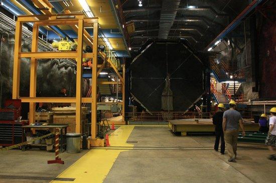 Soudan Underground Mine State Park - MINOS Physics Lab