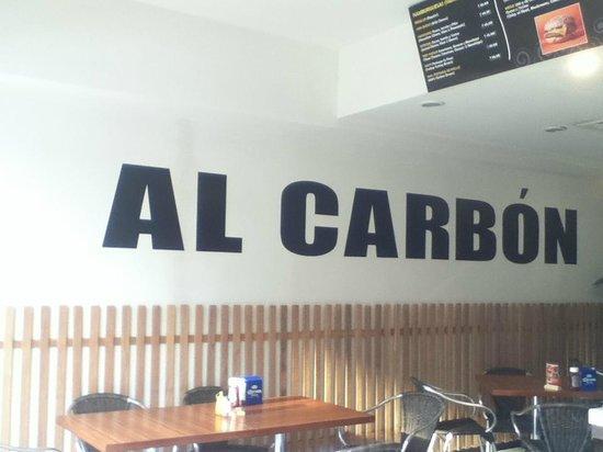 Hamburguesas de Sotelo Puerto Vallarta: Al carbón!