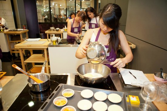 ToTT Cooking Studio Classes