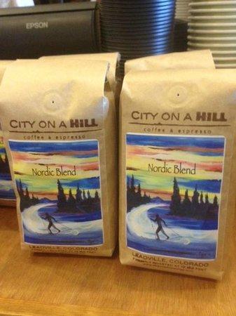 City on a Hill Coffee & Espresso: Nordic Coffee Blend