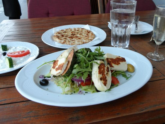 Art Corner: A perfect late lunch for a hot afternoon
