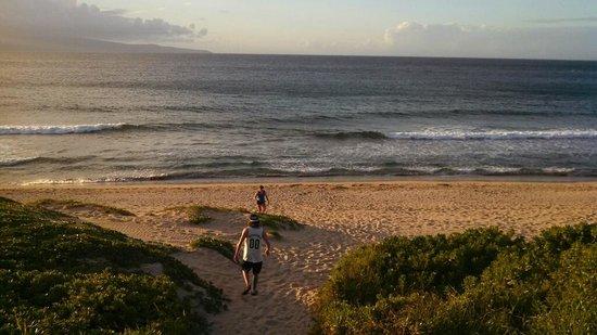 The Kapalua Villas, Maui: One of three beaches