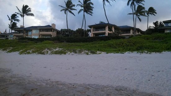 The Kapalua Villas, Maui: A view from one of the beaches