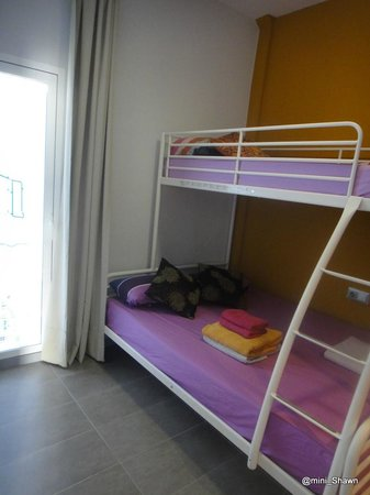 Maritim Apartamentos: another sleeping room