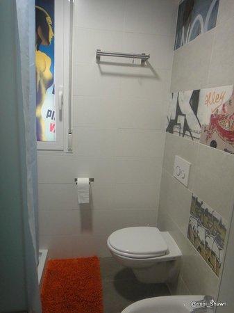 Maritim Apartamentos : still the bathroom and it's clean