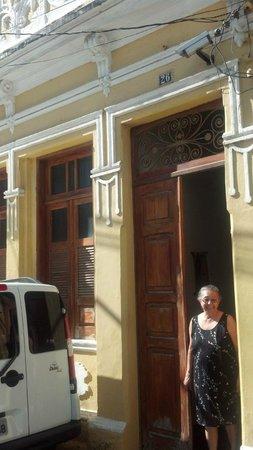 Hospeda Salvador: Fachada do Hospeda