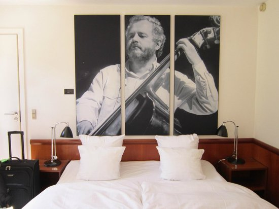 Best Western Plus Hotel City Copenhagen: Love the Musical Culture of the Hotel