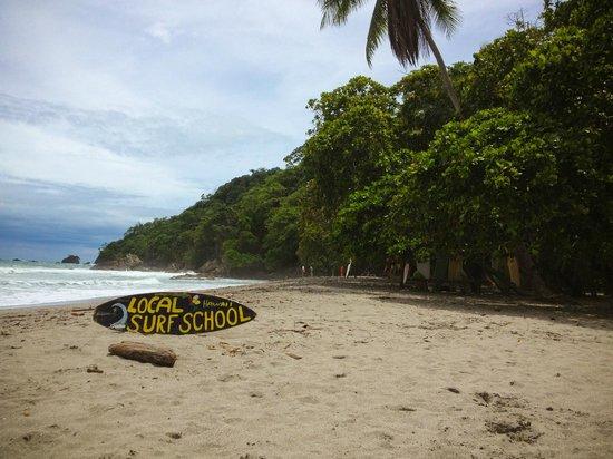 Hotel Playa Espadilla: The Local Surf School - ask for Alex