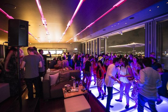 Sugar Bar Hong Kong - Picture of Sugar Bar + Deck + Lounge
