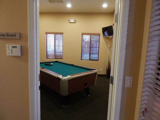 Highlands Resort at Verde Ridge: Game room