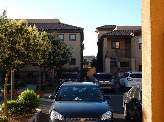 Highlands Resort at Verde Ridge: Studio Front view from building D