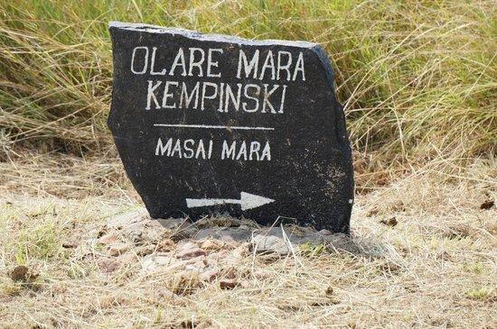 Olare Mara Kempinski Masai Mara: Olare