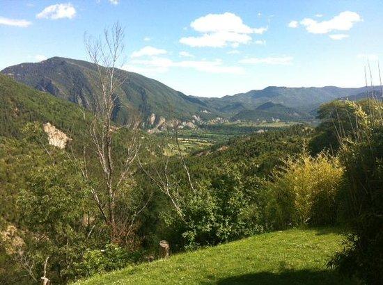 Casa de San Martin: View form the garden. I'd leave more pics but then I'd spoil it for you