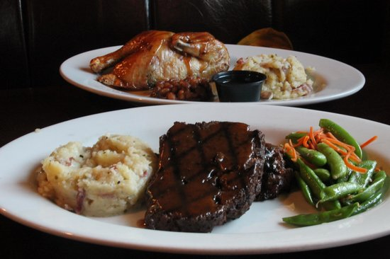Black Wood's Bar & Grill: Our meal on June 23, 2013