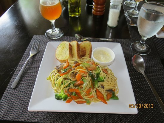 Copa de Arbol Beach and Rainforest Resort : Lunch