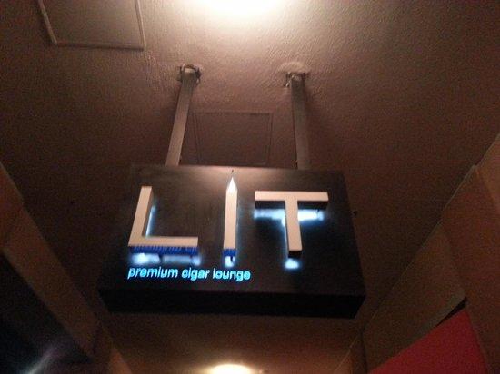 LIT Premium Cigar Lounge