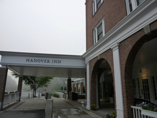 Hanover Inn Dartmouth: 外観